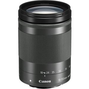 キヤノン Canon 望遠ズームレンズ EF-M18-150mm F3.5-6.3 IS STM ミ...