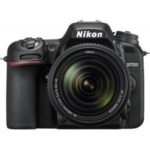 ニコン Nikon デジタル一眼レフカメラ D7500 18-140VR レンズキット 新品SDカー...