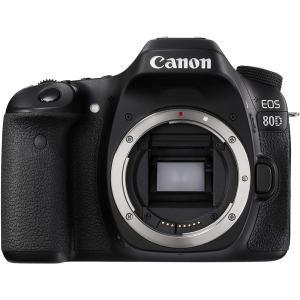 キヤノン Canon デジタル一眼レフカメラ EOS 80D ボディ 新品SDカード付き
