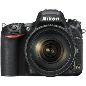 ニコン Nikon デジタル一眼レフ D750 24-120VR レンズキット 新品SDカード付き ...
