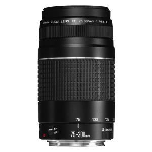 キヤノン Canon EFレンズ EF75-300mm F4-5.6 IIIズームレンズ 望遠 <プ...