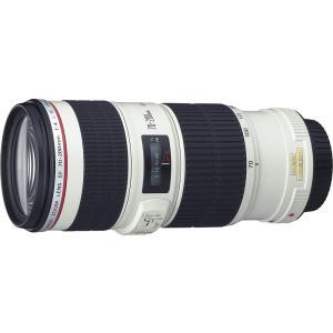 キヤノン Canon 望遠ズームレンズ EF70-200mm F4L IS USM フルサイズ対応