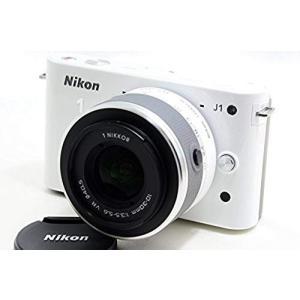 ニコン Nikon  ミラーレス一眼 Nikon1  J1   標準ズームレンズキット ホワイトN1...
