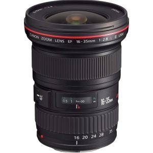 キヤノン Canon 広角ズームレンズ EF16-35mm F2.8L II USM フルサイズ対応...