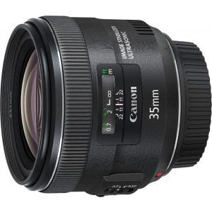 キヤノン Canon 単焦点レンズ EF35mm F2 IS USM フルサイズ対応