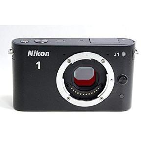 ニコン Nikon  ミラーレス一眼 Nikon1  J1   ボディ ブラック 新品SDカード付き...