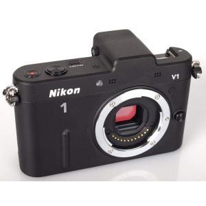 ニコン Nikon ミラーレス一眼カメラ ニコン Nikon 1 (ニコンワン) V1 (ブイワン)...