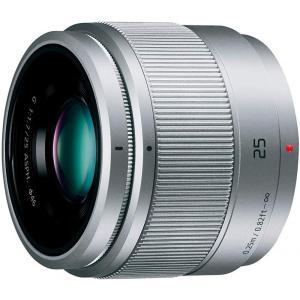 パナソニック Panasonic 単焦点レンズ LUMIX G 25mm/ F1.7 ASPH. シ...