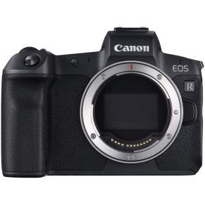 キヤノン Canon ミラーレス一眼 EOS R BODY  ブラック ボディ 新品SDカード付き ...