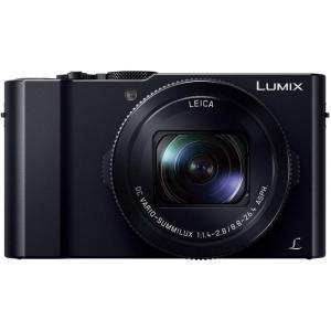 パナソニック Panasonic LX9 1.0型センサー搭載 4K動画対応 ブラック DMC-LX...