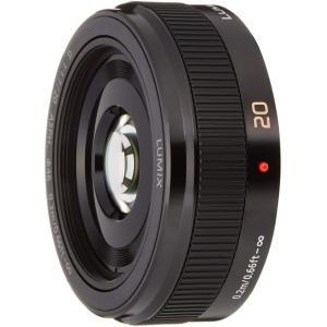 パナソニック Panasonic 単焦点レンズ LUMIX G 20mm/F1.7 II ASPH....