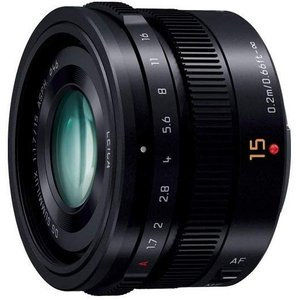 パナソニック Panasonic 単焦点 広角レンズ ライカ DG SUMMILUX 15mm/F1...