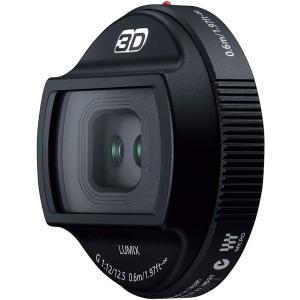 パナソニック Panasonic 単焦点 3Dレンズ LUMIX G 12.5mm/F12 H-FT...