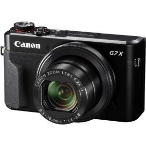キヤノン Canon PowerShot G7 X MarkII 光学4.2倍ズーム 1.0型センサ...