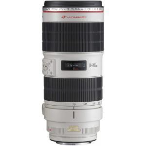 キヤノン Canon 望遠ズームレンズ EF70-200mm F2.8L IS II USM フルサ...