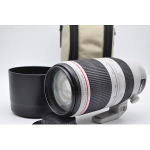キヤノン Canon 望遠ズームレンズ EF100-400mm F4.5-5.6L IS II US...
