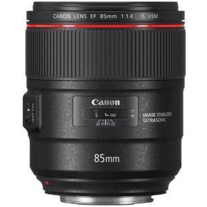 キヤノン Canon 単焦点レンズ EF85mm F1.4L IS USM フルサイズ対応 EF85...