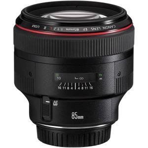 キヤノン Canon 単焦点レンズ EF85mm F1.2L II USM フルサイズ対応 <プレゼ...