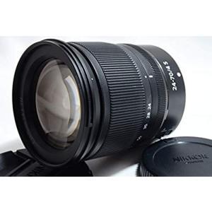 ニコン Nikon 標準ズームレンズ NIKKOR Z 24-70mm f/4S Zマウント フルサ...