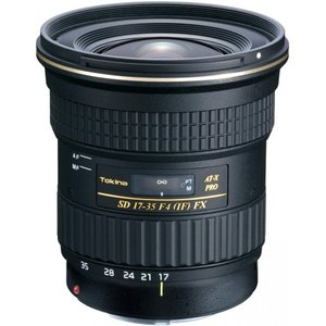 トキナー Tokina ズームレンズ AT-X 17-35 PRO FX 17-35mm F4 (I...
