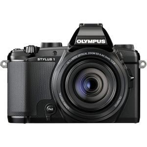 オリンパス OLYMPUS デジタルカメラ STYLUS 1 28-300mm 新品SDカード付き ...