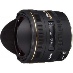 シグマ SIGMA 単焦点魚眼レンズ 10mm F2.8 EX DC FISHEYE HSM キヤノ...