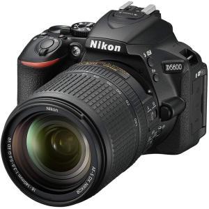 ニコン Nikon D5600 18-140 VR レンズキット ブラック D5600LK18-14...