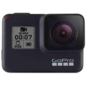 GoPro HERO7 Black CHDHX-701-FW ゴープロ ヒーロー7 ブラック ウェア...