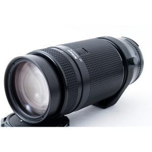 ニコン NIKON AF NIKKOR 75-300mm f/4.5-5.6 レンズ