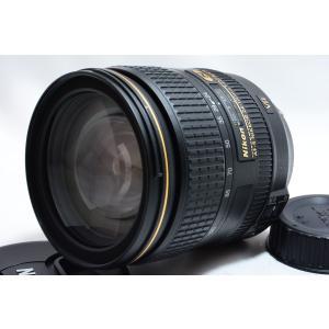 ニコン Nikon AF-S NIKKOR 24-120mm f/4 G ED VR 美品 標準ズー...