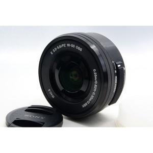 ソニー SONY E f/3.5-5.6 PZ 16-50mm OSS SELP1650 美品 標準...