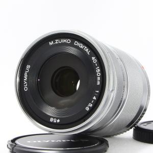 オリンパス OLYMPUS M.ZUIKO DIGITAL ED 40-150mm f/4-5.6 ...