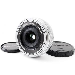 オリンパス OLYMPUS M.Zuiko Digital 14-42mm f/3.5-5.6 EZ...