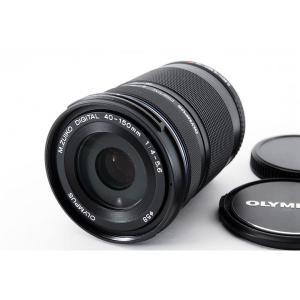 オリンパス OLYMPUS M.ZUIKO DIGITAL ED 40-150mm  f/4-5.6...