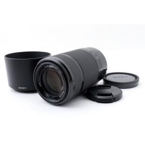 ソニー SONY SEL55210 55-210mm f/4.5-6.3 OSS ブラック 美品 フ...