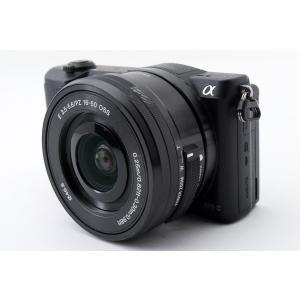 ソニー SONY α5100 ILCE-5100 レンズキット ブラック 美品 自分撮り Wi-Fi...