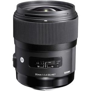 シグマ SIGMA 単焦点広角レンズ Art 35mm F1.4 DG HSM SONY-Eマウント...