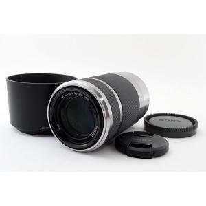 ソニー SONY SEL55210 E 55-210mm OSS F4.5-6.3 シルバー 美品 ...