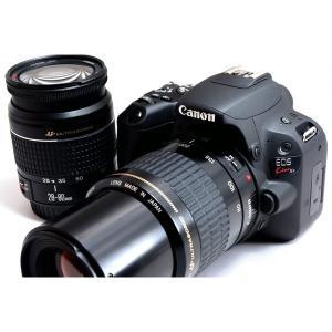 キヤノン Canon EOS Kiss X9 ダブルズームセット 美品 8GB 新品SDカード付き ...