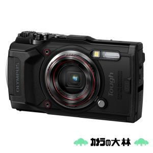 OLYMPUS オリンパス コンパクトデジタルカメラ Tough TG-6 ブラック|カメラの大林PayPayモール店