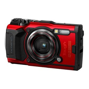 OLYMPUS オリンパス コンパクトデジタルカメラ Tough TG-6 レッド