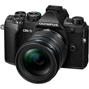 【新品】OLYMPUS OM-D E-M5 Mark III 12-45mm F4.0 PRO キット ブラック|カメラの大林PayPayモール店