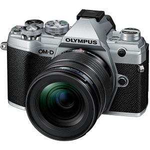 【新品】OLYMPUS OM-D E-M5 Mark III 12-45mm F4.0 PRO キット シルバー|カメラの大林PayPayモール店