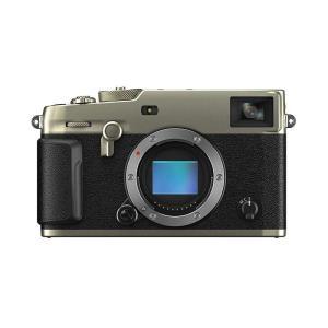 FUJIFILM フジフイルム ミラーレス一眼カメラ X-Pro3 ボディ DRシルバー