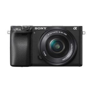 SONY α6400 パワーズームレンズキット ブラック(ILCE-6400L B)|カメラの大林PayPayモール店