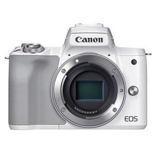 【予約商品】Canon EOS Kiss M2 ボディ ホワイト【2020年11月下旬発売予定】
