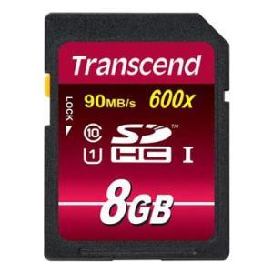 【あすつく】【DM便発送可能※DM便はあすつく不可】 トランセンド SDHCカード 8GB Class10 UHS-I対応|camera-saito