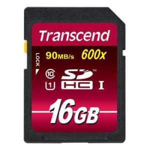 【あすつく】【DM便発送可能※DM便はあすつく不可】 トランセンド SDHCカード 16GB Class10 UHS-I対応|camera-saito