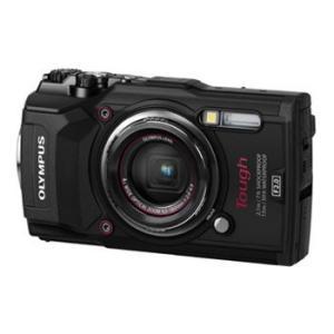 【あすつく】【選べる5年間延長保証対象(別料金)】オリンパス Tough TG-5 BLK ブラック|camera-saito