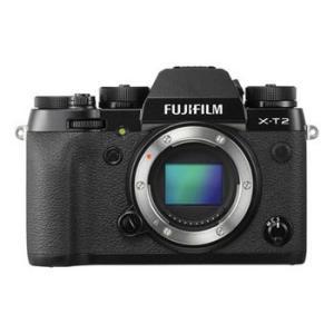 【あすつく】【選べる5年間延長保証対象(別料金)】フジフイルム FUJIFILM X-T2 ボディ ブラック|camera-saito